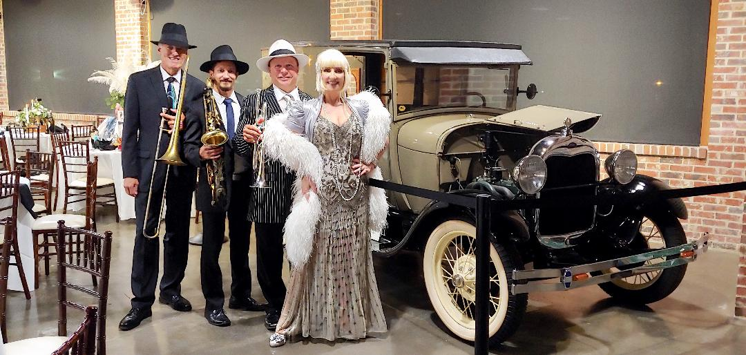 Gatsby Band, Florida Gatsby Band, 20s Band, Florida 20s Band, 20's Band, Florida 20's Band, Speakeasy Band, florida Speakeasy Band, Florida Prohibition Band, Prohibition Band, Swing Band, Big Band