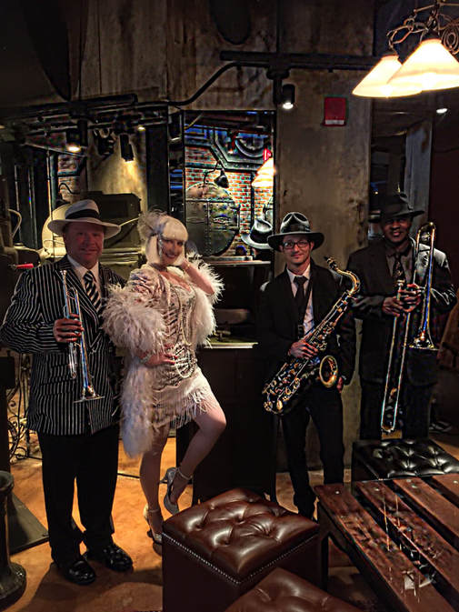 Gatsby Entertainment Orlando, Gatsby Band Orlando